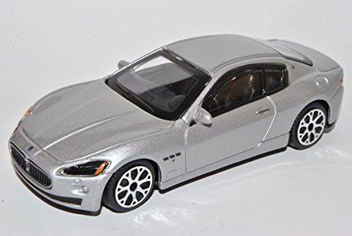 maserati-gran-turismo-gt-coupe-silber-ab-2007-1-43-bburago-modell-auto