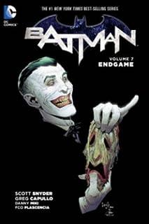 Book Cover: Batman Vol. 7: Endgame
