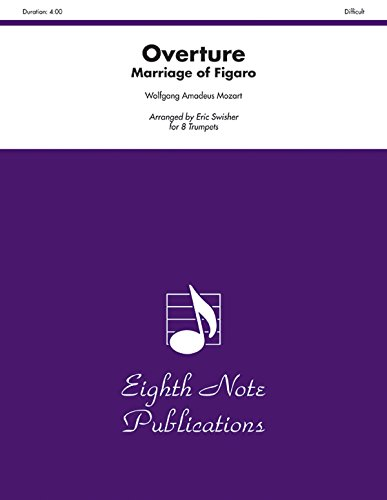 Overture The Marriage of Figaro (Score & Parts) (Eighth Note Publications)