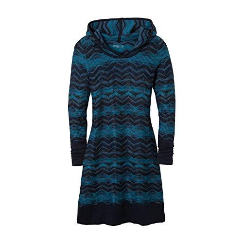 Prana Meryl Sweater Dress - Women's Dress Blue XL