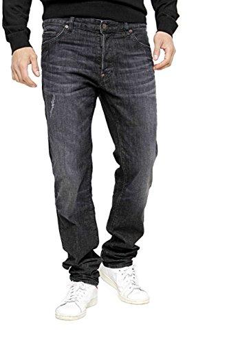 Dsquared² Herren Jeans Slim Leg DEAN JEAN, Farbe: Schwarz, Größe: 54 thumbnail