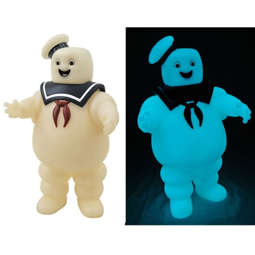 Ghostbusters: Stay Puft Glow in the Dark Marshmallow Man Bank