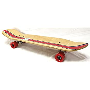 "Unidepot 31"" Vintage Single Kick Skateboard"