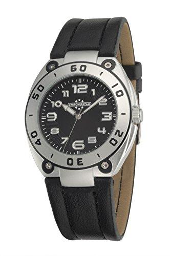 Chronostar Watches Aluminium R3751224003 - Orologio da Polso Uomo