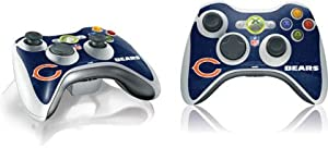 NFL - Chicago Bears - Chicago Bears Distressed - Skin for 1 Microsoft Xbox 360 Wireless Controller