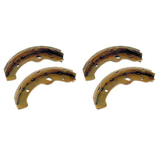 (4) Yamaha Brake Shoes (1994-2006) G14, G16, G19, G22 Golf Cart