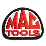 MAC TOOLS マックツールズ / ロゴ マーク ・ アイロン ワッペン パッチ