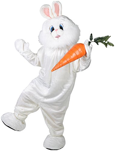Forum Novelties Unisex Plush Bunny Halloween Party Costume Set