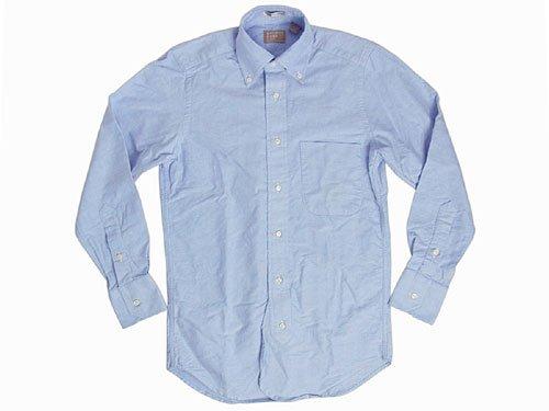 ギットマン ブラザーズ Gitman Bros. オックスフォード ボタンダウンシャツ ショートプラケット シャツ [ウェア&シューズ]