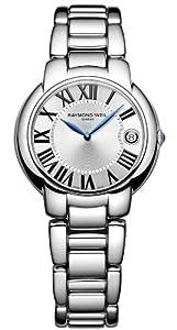 Raymond Weil Jasmine Stainless Steel Womens Watch Date 5235-ST-00659