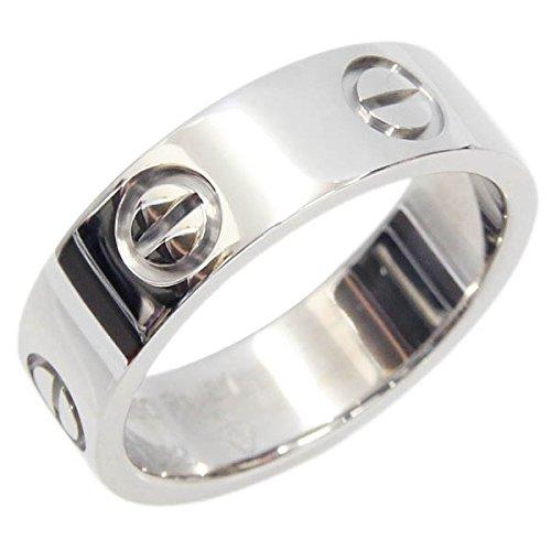 (カルティエ)Cartier リング ラブリング B4084951 PT サイズ 51 中古 指輪 Cartier [並行輸入品]