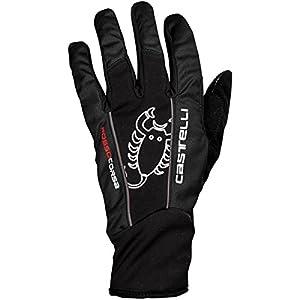 Castelli Leggenda Gloves Black, XS - Men's