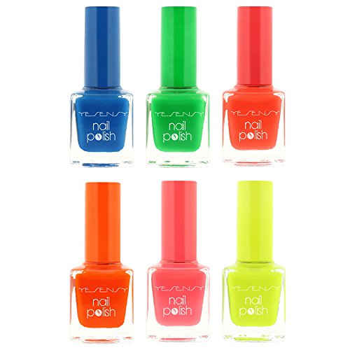 VERNIS A ONGLES, VERNIS A ONGLES FLASHY, LOT DE VERNIS A ONGLES, COFFRET DE VERNIS A ONGLES, VERNIS A ONGLES YESENSY