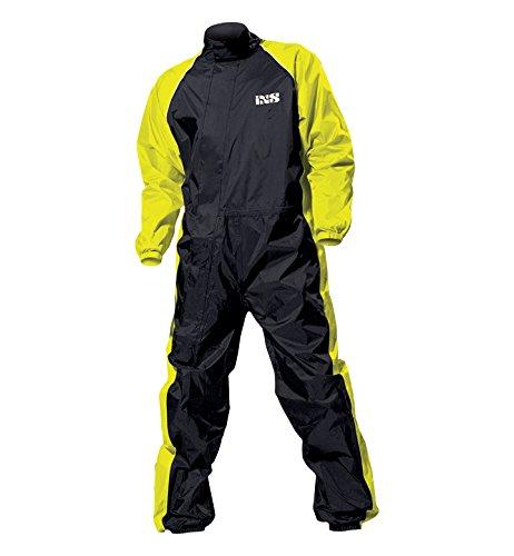 IXS Orca Evo Rain Suit (Black/Hi-Viz Yellow, X-Small) (Rain Suit Moto compare prices)
