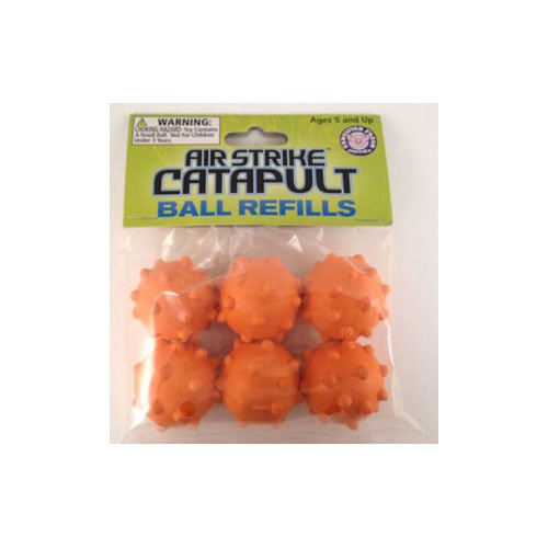 Hog Wild Toys Air Strike Catapult Refills - 1