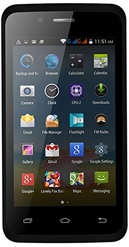 Oorie Dual Sim Android Smartphone D S401