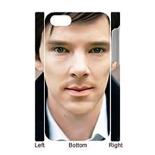 buy Diy Cutstomize Benedict Cumberbatch Case For Iphone 4 Liulaoshi(Tm) [Pattern-2]