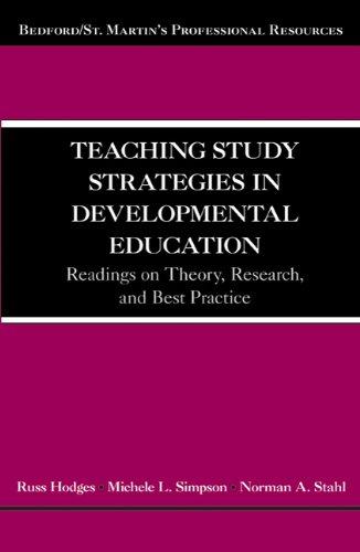 Teaching Study Strategies in Developmental Education:...