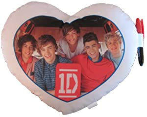 One Direction Autograph Pillow, Small by One Direction