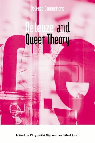 Deleuze and Queer Theory (Deleuze Connections)