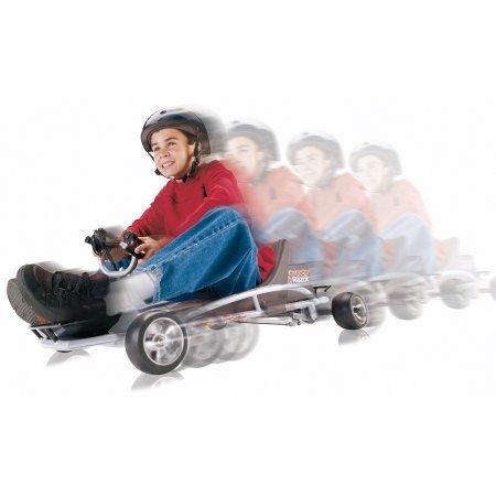Razor Ground Force Electric Go-Kart (Silver)