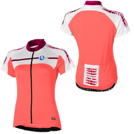 Buy Low Price Giordana Silverline Jersey – Short-Sleeve – Women's (B004O77B2U)
