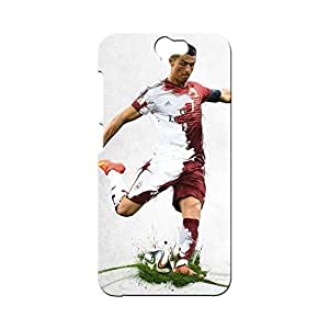 G-STAR Designer Printed Back case cover for HTC One A9 - G1767