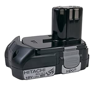 Hitachi BCL1815 18 Volt Lithium-Ion 1.5 AH HXP at Sears.com