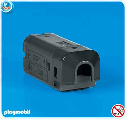 Playmobil Battery Case for RC Train