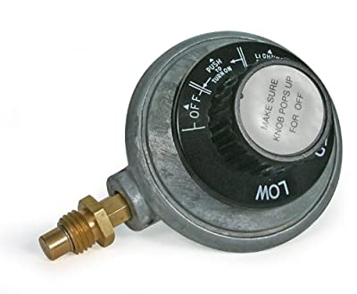Camco 57626 Olympian 4100/5100 Replacement Propane Control Valve with Regulator
