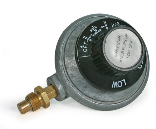 Camco 57626 Olympian 4100/5100 Replacement Propane Control Valve With Regulator front-633004