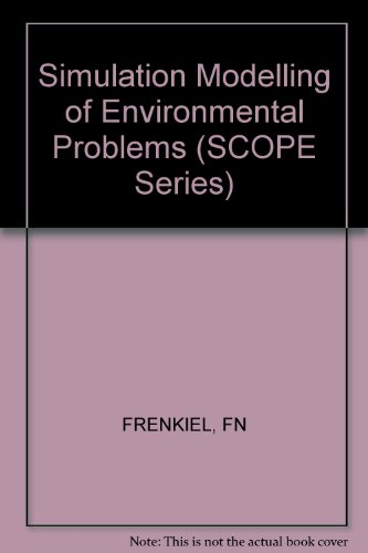 Simulation Modelling of Environmental Problems