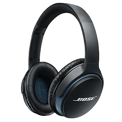Bose SoundLink around-ear wireless headphones II Black