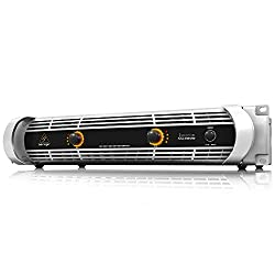 Behringer NU3000 Ultra-Lightweight High-Density 3000-Watt Power Amplifier by Behringer