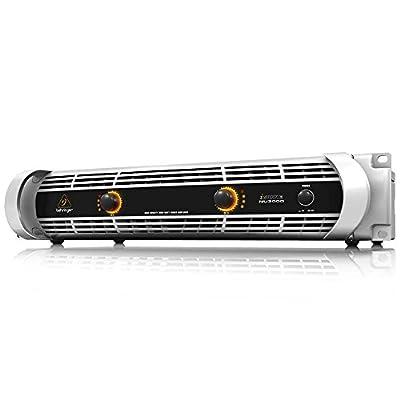 Behringer NU3000 Ultra-Lightweight High-Density 3000-Watt Power Amplifier by Behringer