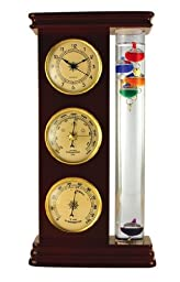 New Galileo Thermometer Combination Station