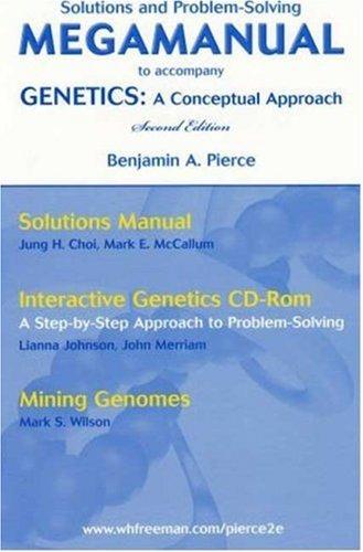 Genetics Solutions and Problem Solving MegaManual