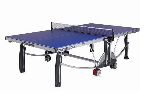 Cornilleau Sport 500M Outdoor Table Tennis Table Color: Blue