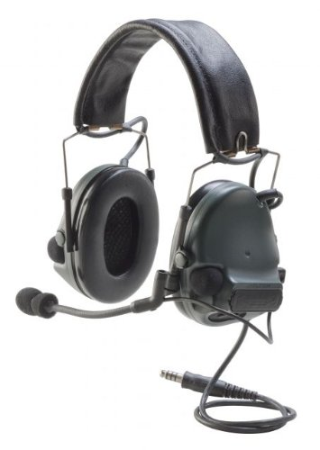 3M Peltor Comtac Iii Electronic Headset Fb Single Comm Nato Foliage Green Mt17H682Fb-47 Fg