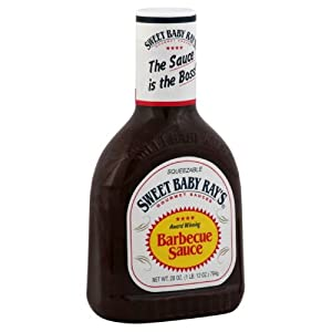 Barbecue Sauce, 28-Ounce (Pack of 4) : Barbecue Sauces : Grocery