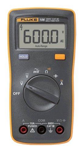 Fluke-106-Handheld-Digital-Mini-Multimeter