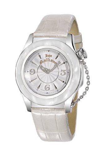 john-galliano-reloj-de-mujer-correa-de-piel-marfil