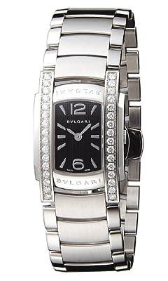 Bvlgari Assioma Quartz Diamonds Ladies Watch AA35BSDS by Bvlgari