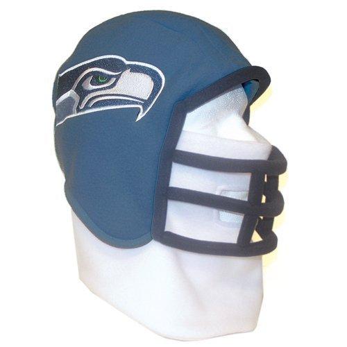 CHEAP NFL Seattle Seahawks Ultimate Fan Helmet Beanie LargeExcalibur ... e43008e9c