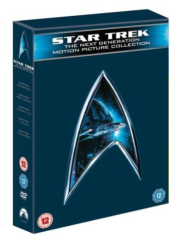 Star Trek – The Next Generation Movie Collection