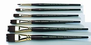 Winsor & Newton Galeria Acrílico Pincel * One Stroke/Wash (Short Handled) 6mm (1/4)   Comentarios y más información
