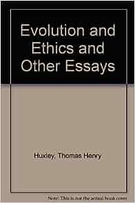 huxley essays