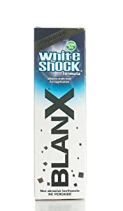 Blanx 75ml White Shock Toothpaste