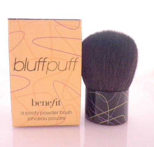 Benefit bluff puff poofy powder brush
