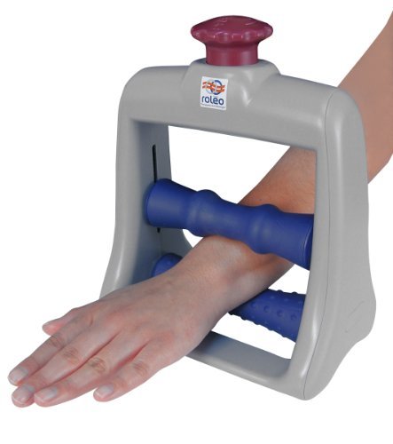 ROLEO THERAPEUTIC PAIN & STRESS RELIEVER – TREATMENT FOR FOREARMS, WRISTS AND HANDS!